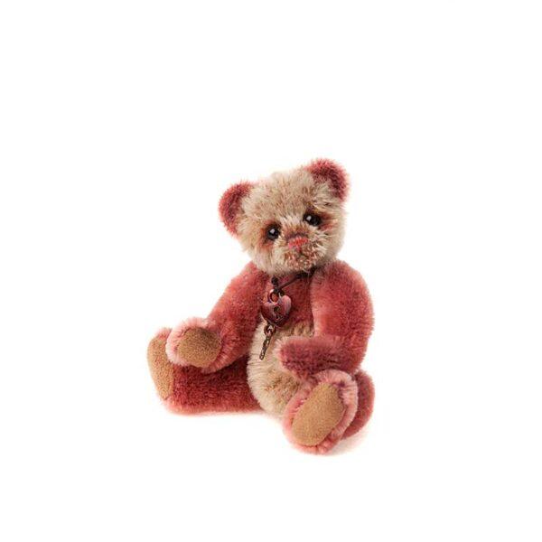 Charlie Bears Keyrings Slipper