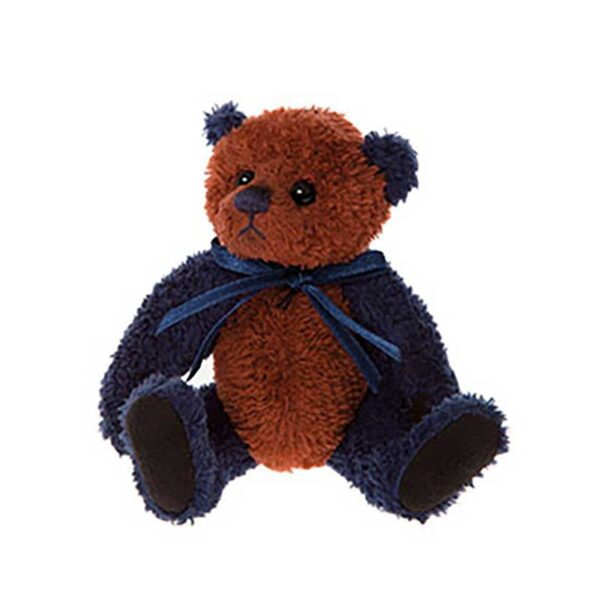 Charlie Bears Keyrings Tartan