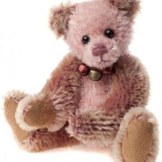 Charlie Bears Mini Mohair Keyring - Sandal