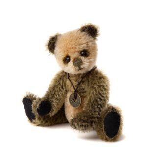 Charlie Bears Welly Keyring 2013