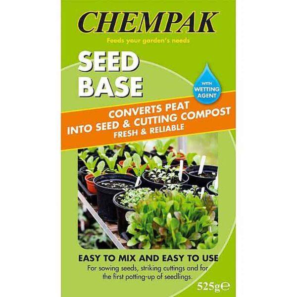 Chempak Seed Base with Soluwet Wetting Agent (525g)