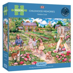 Childhood Memories 100xl Piece Jigsaw Puzzle