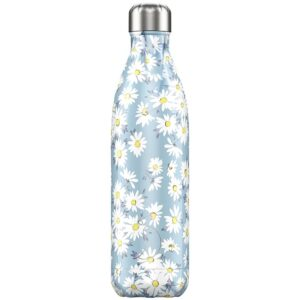 Chilly's Reusable Bottle - Floral Daisy (500ml)