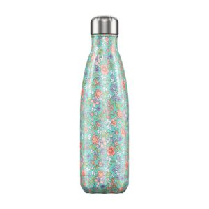 Chilly's Reusable Bottle - Floral Peony (500ml)