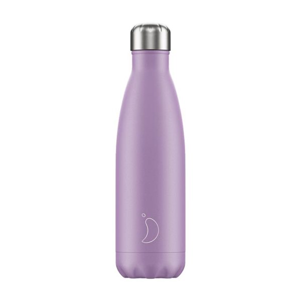 Chilly's Reusable Bottle - Pastel Purple (500ml)