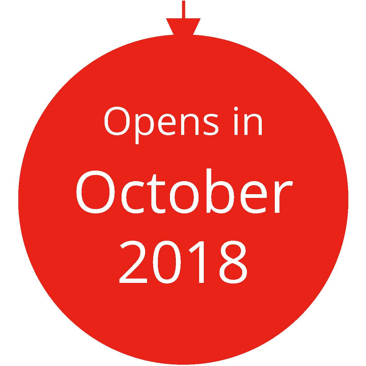 Christmas Open in October Bauble for website 2018