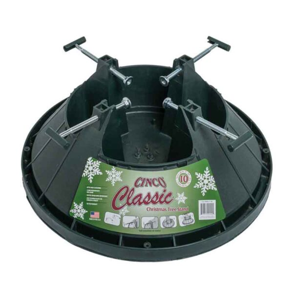 Cinco 10 Classic Christmas Tree Stand