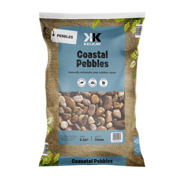 Kelkay Pebbles - Coastal (Large Pack)