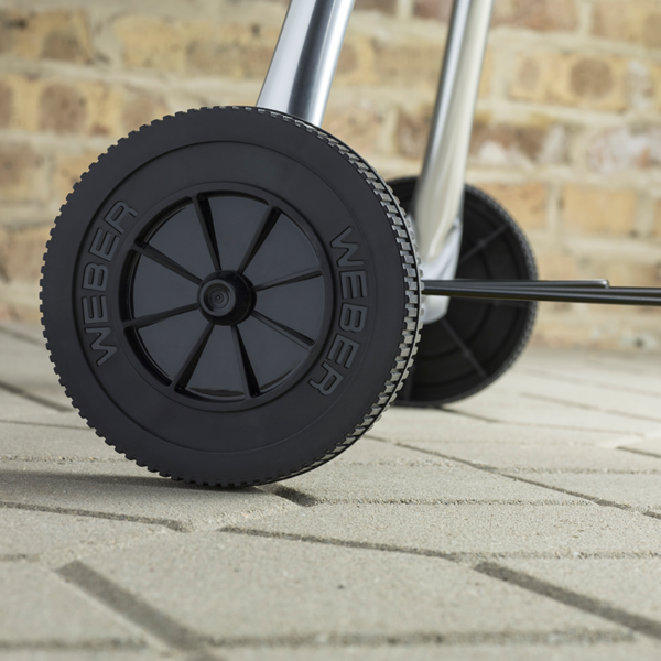 Weber Compact All-Weather Wheels