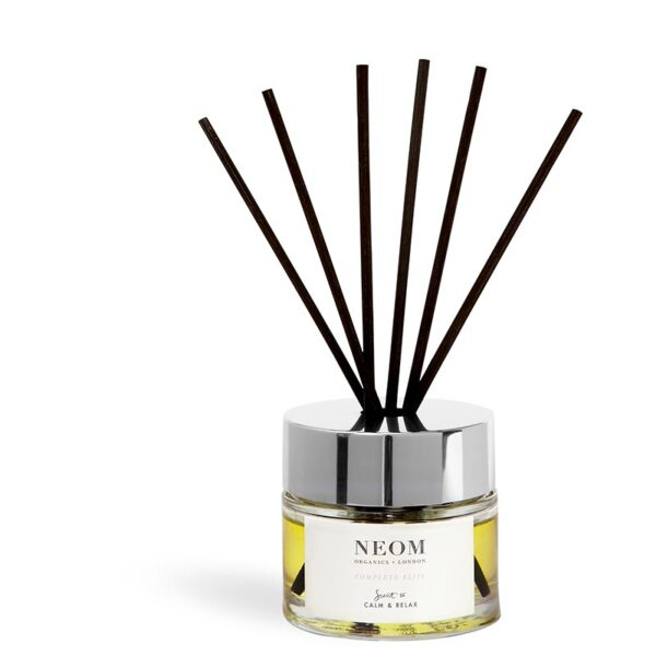 Neom Complete Bliss Reed Diffuser Calm & Relax 100ml 2Complete Bliss Reed Diffuser Calm & Relax 100ml 2
