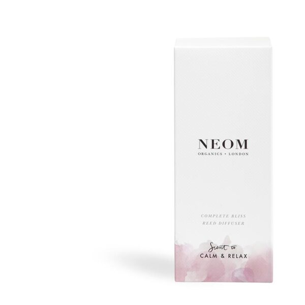 Neom Complete Bliss Reed Diffuser Calm & Relax 100ml 3