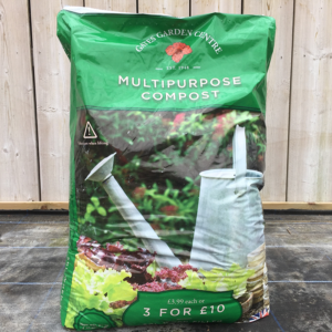 Gates Garden Centre Multi-Purpose Compost 50 litres