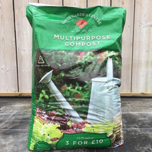 Gates Garden Centre Multi-Purpose Compost 50 litres
