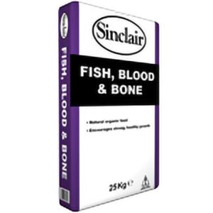 Sinclair Professional Fish, Blood & Bone 25kg