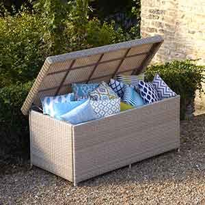 Garden Cushion & Storage Boxes