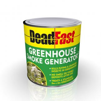 Westland Deadfast Greenhouse Smoke Fumigator