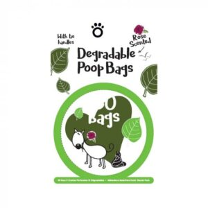 Zoon Degradable Scented Poop Bags - 150 Pack