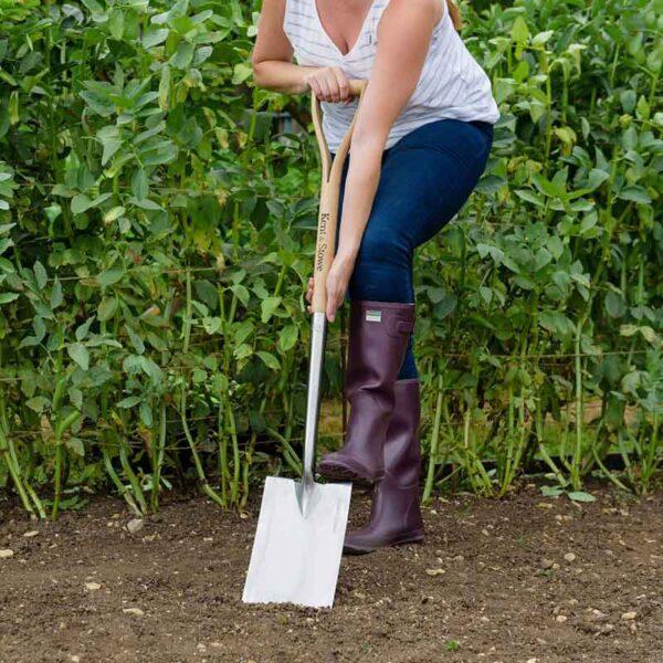 Digging Spade close up