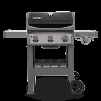 Weber Spirit II E-320 GBS Gas Grill Barbecue (Black)