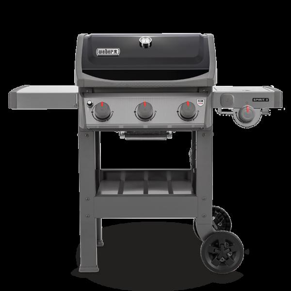 Weber Spirit II E-320 Gourmet BBQ System Gas Barbecue