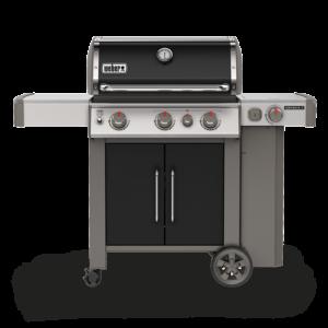 Weber Genesis II EP-335 GBS Gas Barbecue (Black)
