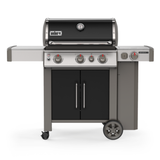 Weber Genesis II EP-335 GBS Gas Grill Barbecue (Black)