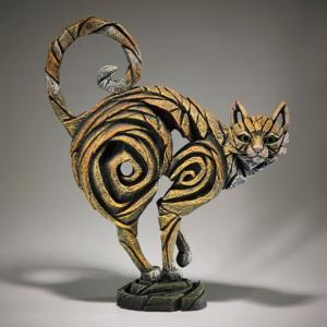 Edge Sculpture Cat - Ginger