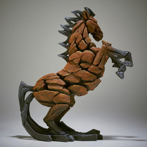 Edge Sculpture Horse - Bay