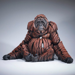 Edge Sculpture Orangutan