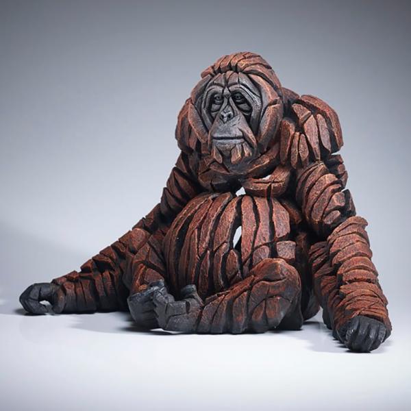 Edge Sculpture Orangutan Side 2
