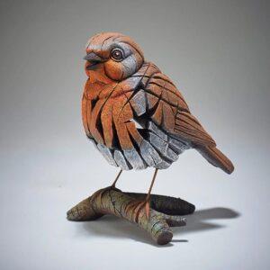 Edge Sculpture Robin Figurine ED32