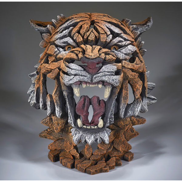Edge Sculpture Tiger Bust - Bengal