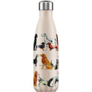 Chilly's Reusable Bottle - Emma Bridgewater Dogs (500ml)