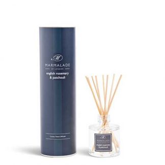 Marmalade English Rosemary & Patchouli Reed Diffuser Gift Boxed