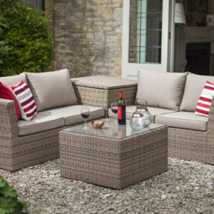 Corner Garden Furniture Sets