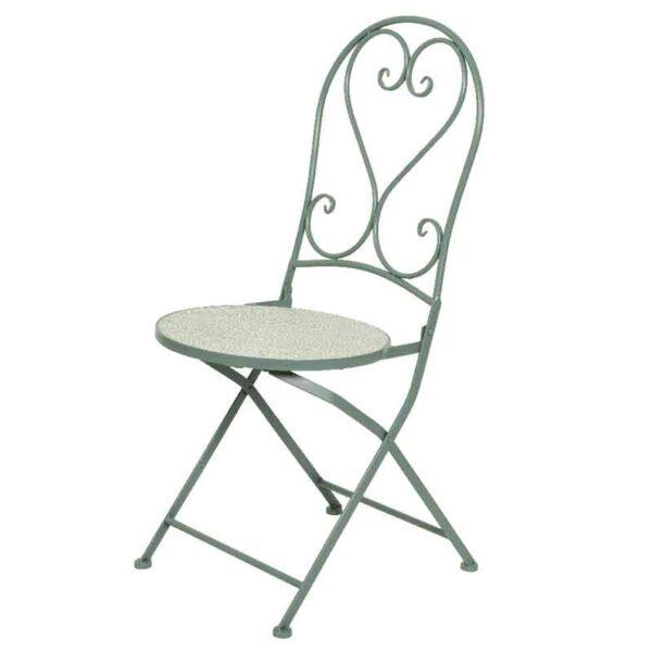Eze Iron Bistro Chair