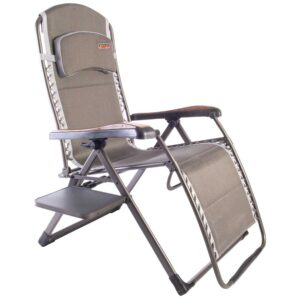 Quest Naples Pro Relax XL Chair with Side Table