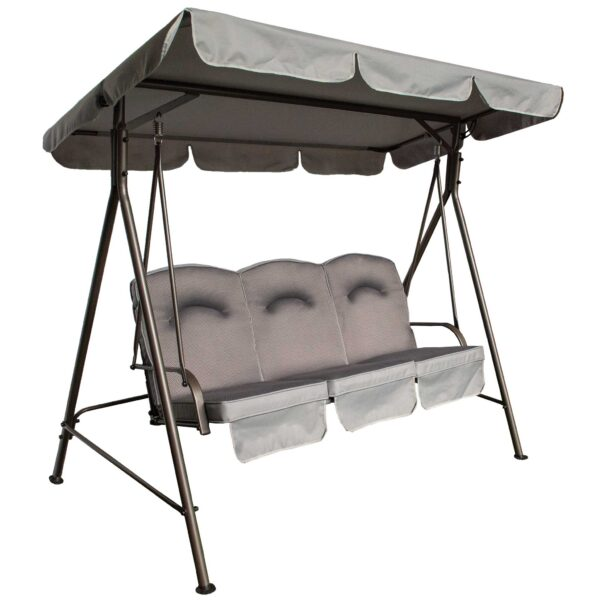 Quest Naples Pro 3 Seater Swing Seat