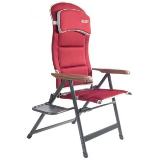 Quest Bordeaux Pro Easy Chair with Side Table