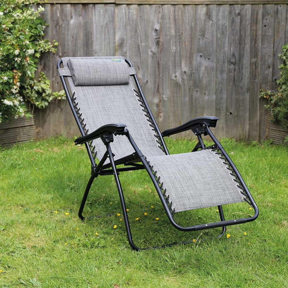 Quest Hampton Relax Chair - Gates Garden Centre, Leicestershire