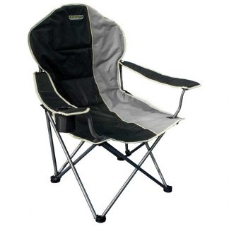 Quest Autograph Dorset Chair in Black and Grey