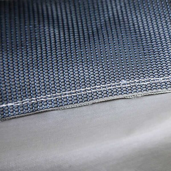 Bramblecrest 2 Seat Sofa Set Cover in Khaki Fabric Close Up