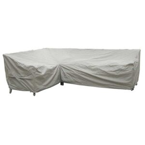 Bramblecrest L-Shape Sofa Cover - Long Right