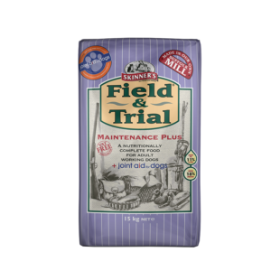 Skinner's Pet Food Field & Trial Maintenance Plus for Adult Working Dogs (15kg)