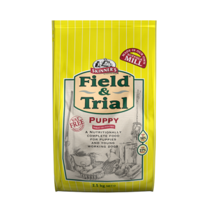 Skinner's Field & Trial Puppy Food for Puppies & Young Working Dogs (2.5kg)