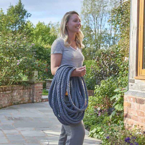 Flexible & lightweight for outdoor tasks