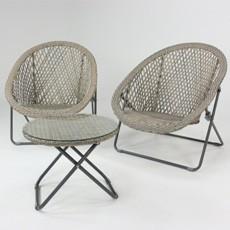 Folding Lounge Set