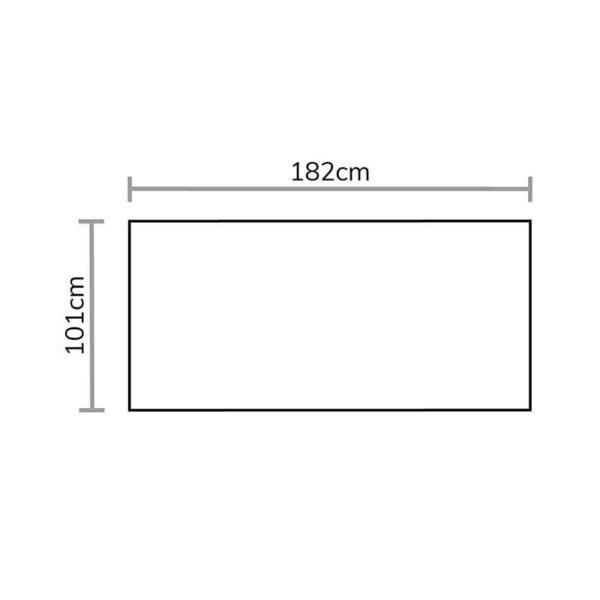 Footprint for La Rochelle Large Cushion Box