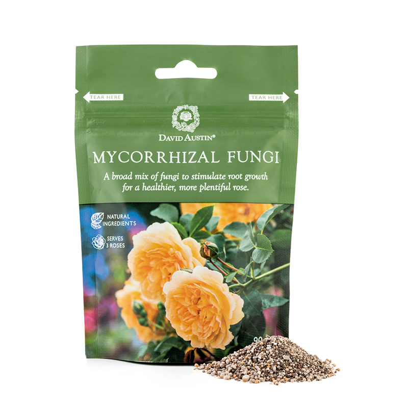 David Austin Mycorrhizal Fungi 90g Pouch Approx 3 Treatments