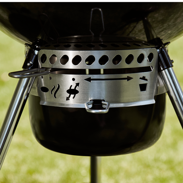 Weber Master-Touch GBS SE E-5755 Charcoal Enclosed Ash Catcher